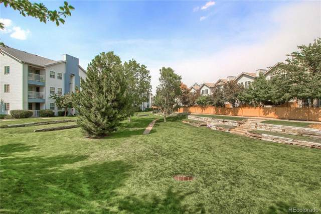 12377 E Tennessee Drive #102, Aurora, CO 80012 (#6885939) :: Peak Properties Group