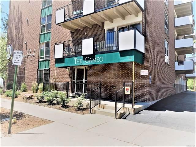 1265 Elizabeth Street #206, Denver, CO 80206 (#6886127) :: Berkshire Hathaway Elevated Living Real Estate