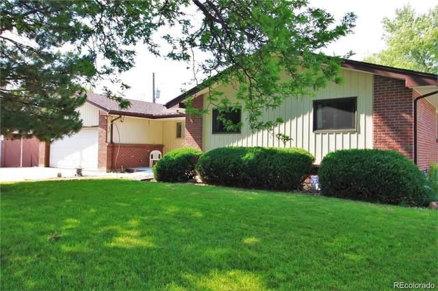 877 Idalia Circle, Aurora, CO 80011 (#6886218) :: Finch & Gable Real Estate Co.