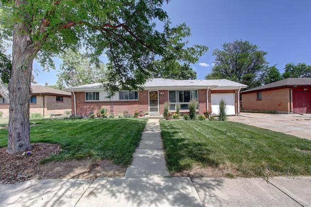 3148 Quentin Street, Aurora, CO 80011 (#6886491) :: James Crocker Team