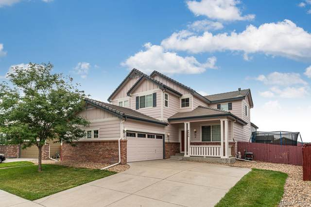 9826 Nucla Street, Commerce City, CO 80022 (#6886704) :: Compass Colorado Realty