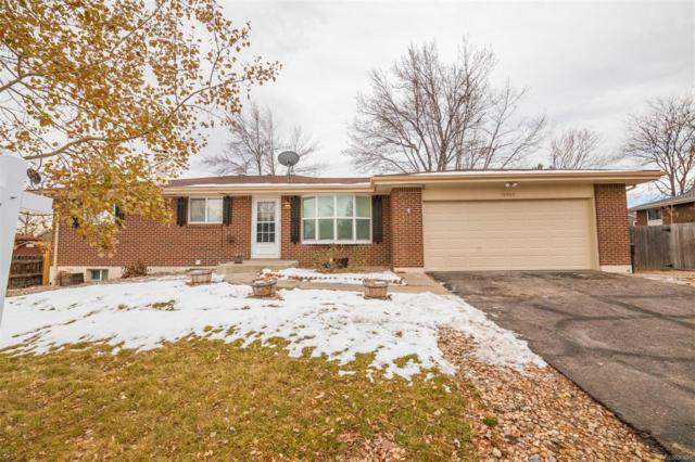 10900 W Saratoga Place, Littleton, CO 80127 (#6886900) :: Bring Home Denver