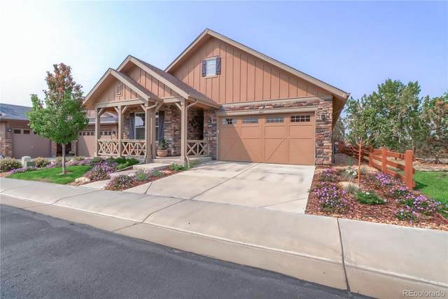 6661 Pinery Villa Place, Parker, CO 80134 (#6887625) :: The DeGrood Team