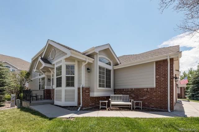 3104 Newport Circle #75, Castle Rock, CO 80104 (#6888087) :: Kimberly Austin Properties