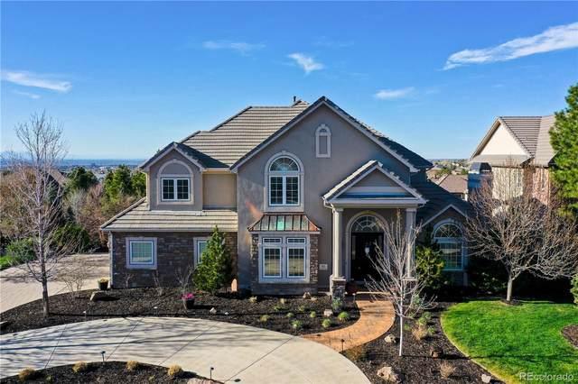 857 Fairchild Drive, Highlands Ranch, CO 80126 (MLS #6888232) :: 8z Real Estate