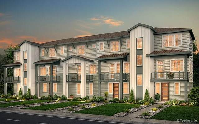 1320 N Hoyt Street #6, Lakewood, CO 80215 (#6888647) :: The Gilbert Group