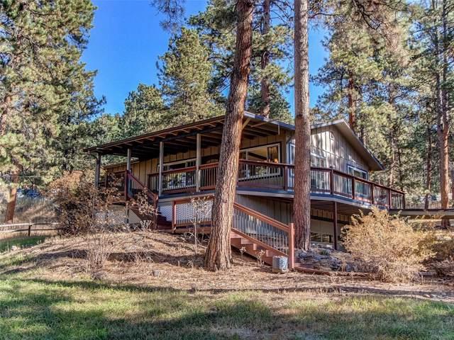 26133 N Turkey Creek Road, Evergreen, CO 80439 (#6888893) :: The Healey Group