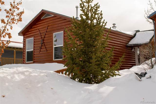 521 E 12th Street, Leadville, CO 80461 (#6888978) :: HomeSmart Realty Group