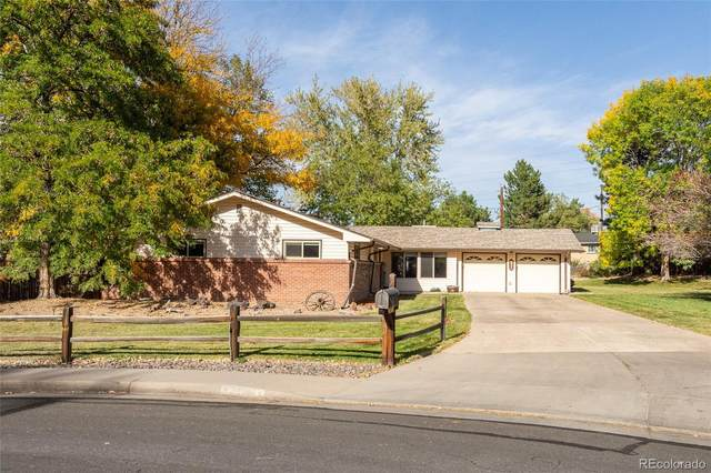 3455 Moore Street, Wheat Ridge, CO 80033 (#6889029) :: The DeGrood Team