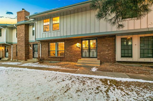 10360 E Jewell Avenue #95, Aurora, CO 80247 (#6889459) :: Realty ONE Group Five Star