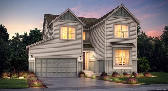 9657 Bennett Peak Street, Littleton, CO 80125 (#6889570) :: The Peak Properties Group