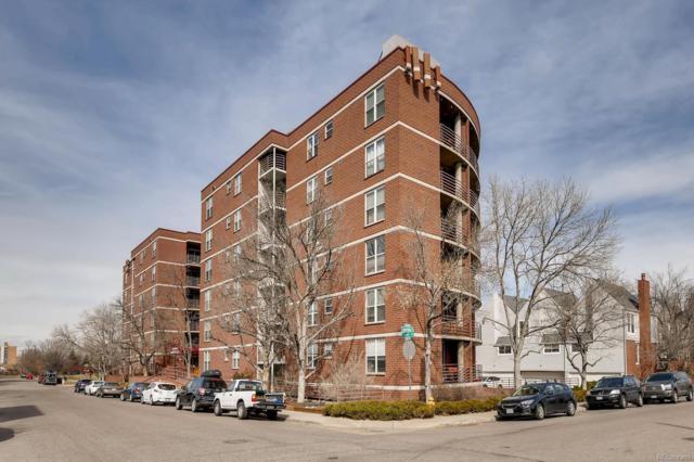 5955 E 10th Avenue #510, Denver, CO 80220 (#6889803) :: Colorado Home Finder Realty