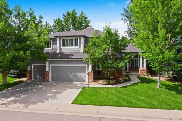 16191 Parkside Drive, Parker, CO 80134 (#6890288) :: Kimberly Austin Properties