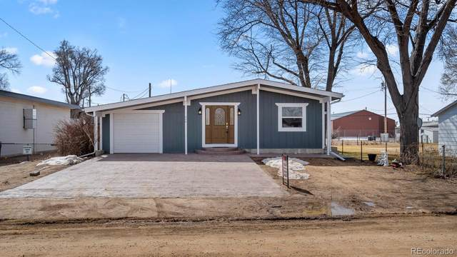206 8th Street, Gilcrest, CO 80623 (#6890979) :: Compass Colorado Realty