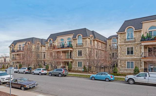 150 S Madison Street #205, Denver, CO 80209 (#6891038) :: The Healey Group