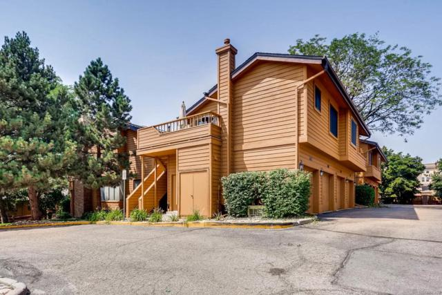 9400 E Iliff Avenue #47, Denver, CO 80231 (#6891254) :: The Healey Group