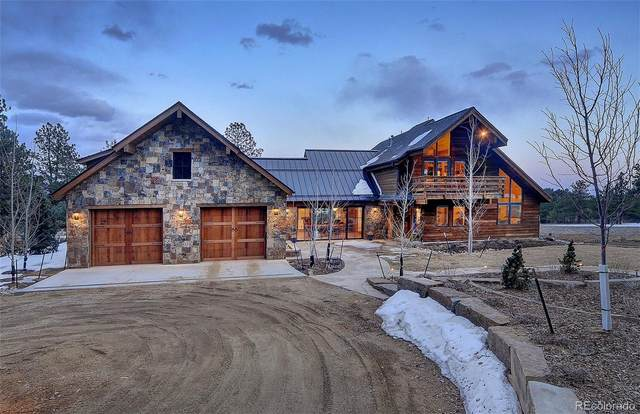 18280 Ponderosa Lane, Buena Vista, CO 81211 (#6891531) :: Portenga Properties