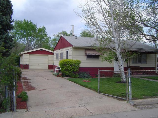 6670 Bellaire Street, Commerce City, CO 80022 (MLS #6891916) :: 8z Real Estate