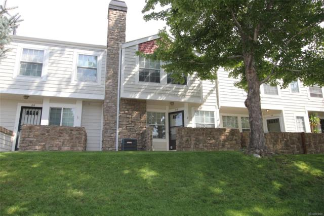 329 W Jamison Circle #25, Littleton, CO 80120 (#6891925) :: House Hunters Colorado