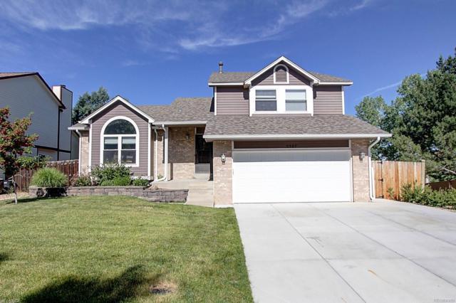 5507 S Kirk Circle, Centennial, CO 80015 (#6891972) :: Colorado Team Real Estate