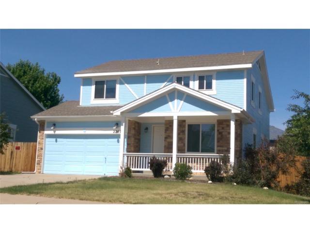 2289 S Flanders Street, Aurora, CO 80013 (MLS #6892164) :: 8z Real Estate