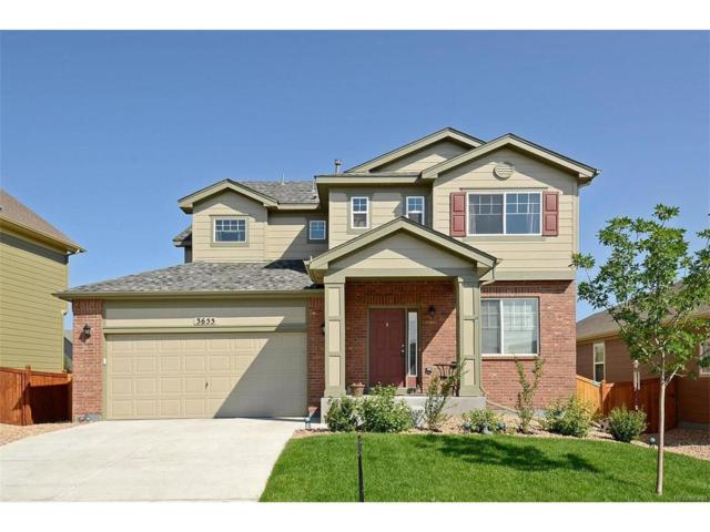 3655 Amber Sun Circle, Castle Rock, CO 80108 (#6892486) :: The Sold By Simmons Team