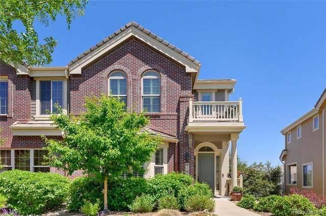 9195 Kornbrust Drive, Lone Tree, CO 80124 (MLS #6892696) :: 8z Real Estate