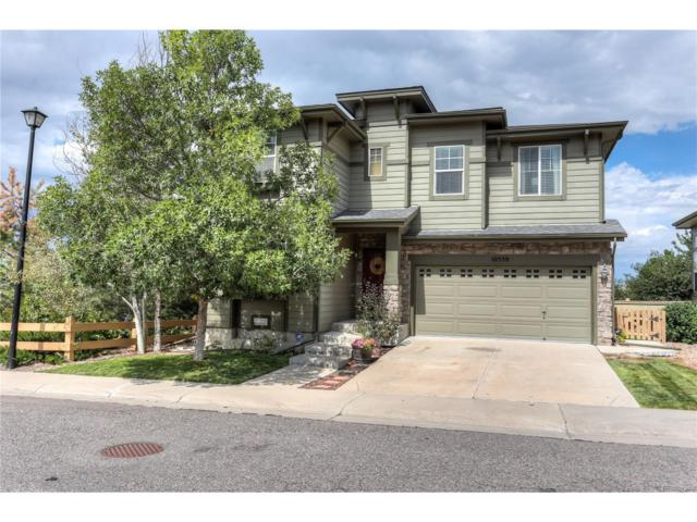 10559 Jewelberry Trail, Highlands Ranch, CO 80130 (#6892740) :: The Dixon Group