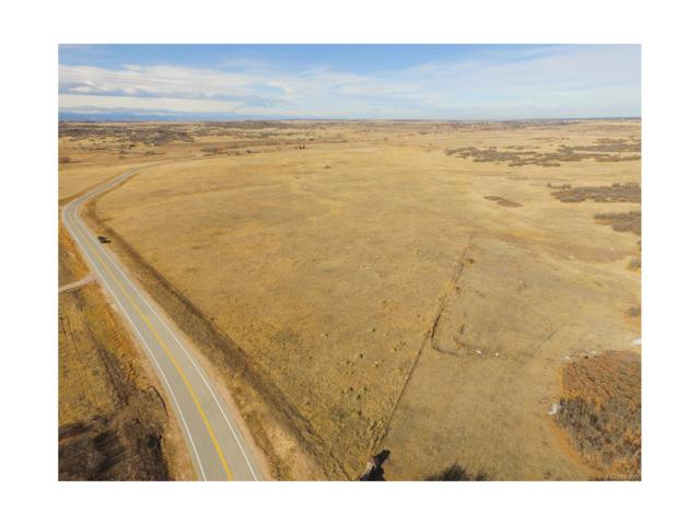 South Lake Gulch Road, Castle Rock, CO 80104 (#6892972) :: The HomeSmiths Team - Keller Williams