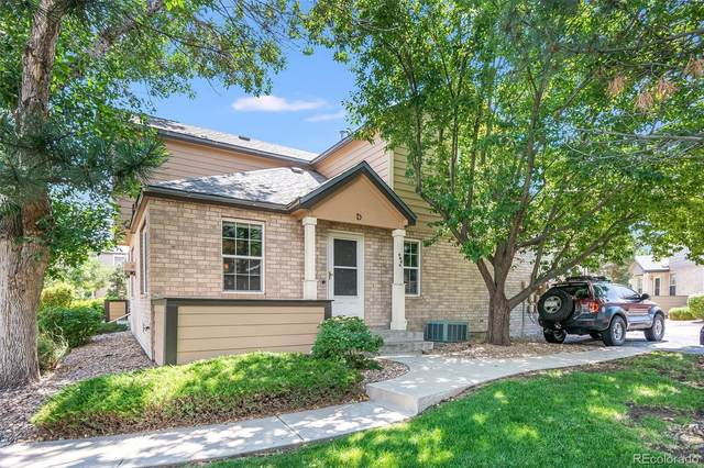 1243 W 112th Avenue D, Westminster, CO 80234 (#6893087) :: The Heyl Group at Keller Williams
