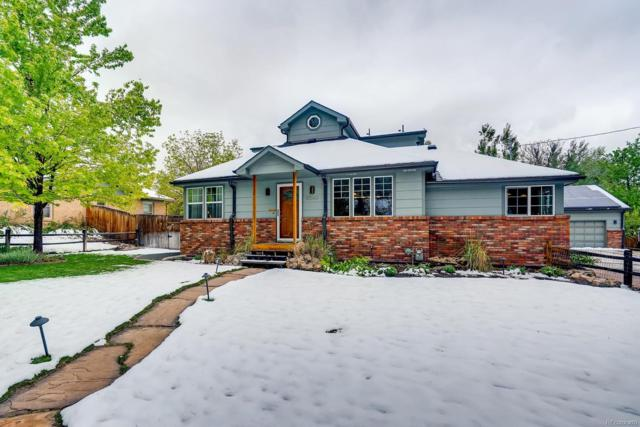 9245 W 20th Avenue, Lakewood, CO 80215 (#6893220) :: The Galo Garrido Group