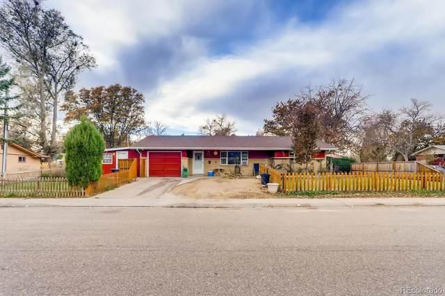 1559 Centennial Drive, Longmont, CO 80501 (MLS #6893540) :: 8z Real Estate