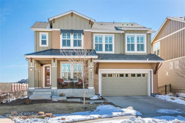 9125 Prairie Sky Lane, Lone Tree, CO 80124 (#6893641) :: Compass Colorado Realty