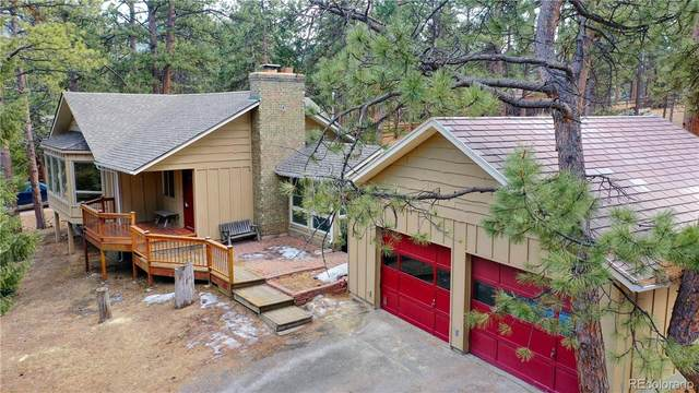 28160 Pine Drive, Evergreen, CO 80439 (#6893744) :: The Gilbert Group