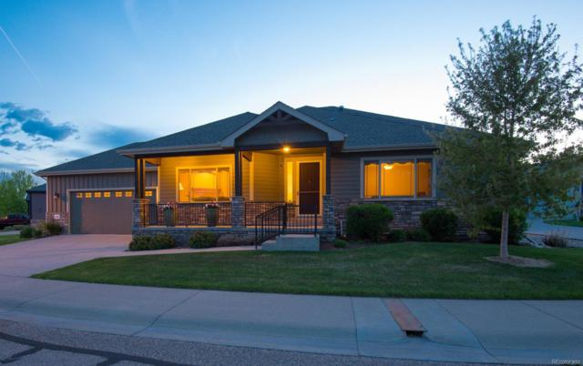2851 Crooked Wash Drive, Loveland, CO 80538 (#6893975) :: The HomeSmiths Team - Keller Williams