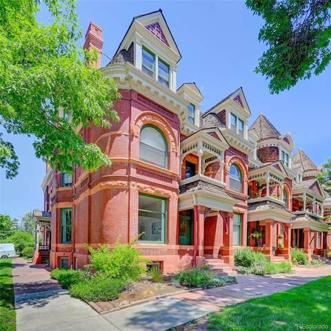 1001 E 17th Avenue #3, Denver, CO 80218 (#6894066) :: Venterra Real Estate LLC