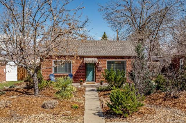 1666 Uinta Street, Denver, CO 80220 (#6894807) :: The DeGrood Team