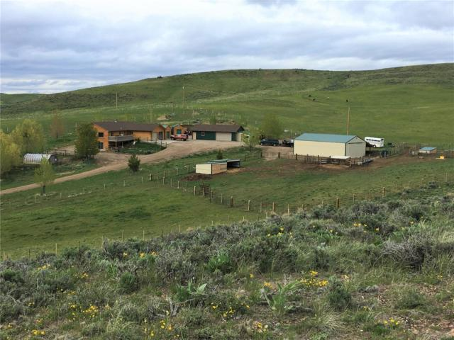 1152 County Road 31, Craig, CO 81625 (MLS #6895170) :: 8z Real Estate
