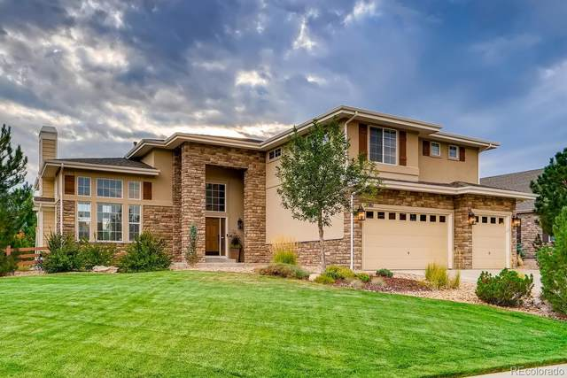 4981 Sedona Circle, Parker, CO 80134 (#6895560) :: The Margolis Team