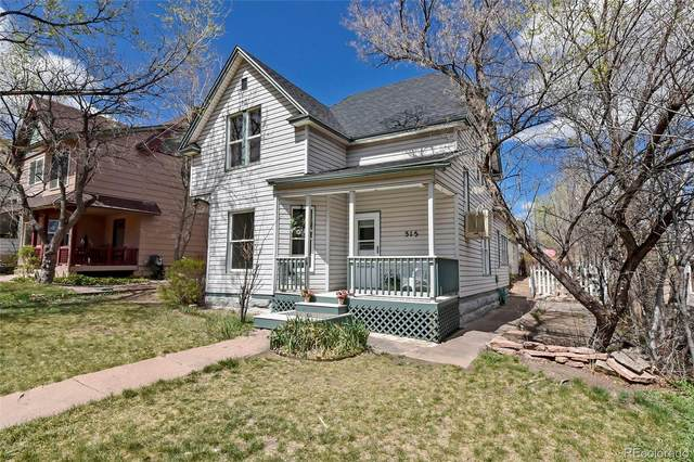 515 Hazel Avenue, Canon City, CO 81212 (#6895654) :: James Crocker Team