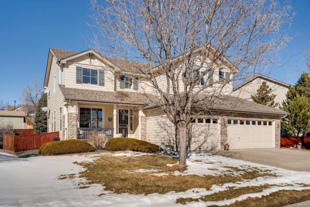 9709 S Johnson Way, Littleton, CO 80127 (MLS #6896205) :: 8z Real Estate
