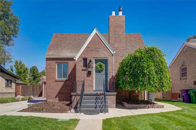 2830 Albion Street, Denver, CO 80207 (MLS #6896724) :: 8z Real Estate