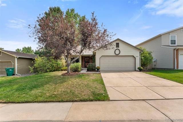 8309 Sandreed Circle, Parker, CO 80134 (#6897270) :: My Home Team