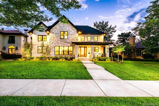 865 S Steele Street, Denver, CO 80209 (#6897446) :: Chateaux Realty Group