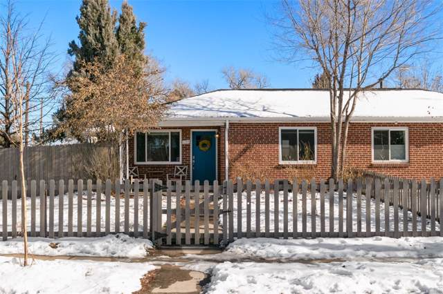 1394 Ivanhoe Street, Denver, CO 80220 (#6897679) :: Wisdom Real Estate