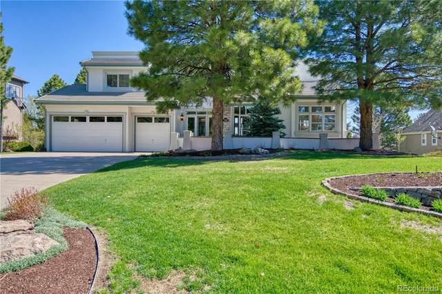 7918 Glen Ridge Drive, Castle Pines, CO 80108 (#6897802) :: The Harling Team @ HomeSmart