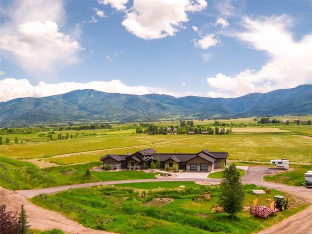 33850 County Road 14, Steamboat Springs, CO 80487 (#6898025) :: The Healey Group