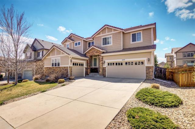 6475 San Miguel Court, Castle Rock, CO 80108 (#6898195) :: The Heyl Group at Keller Williams