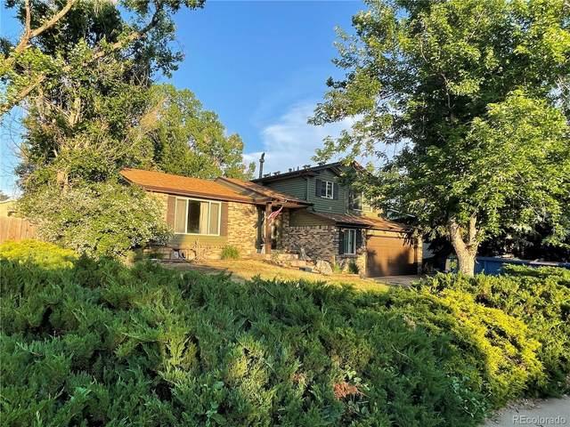 3368 S Elkhart Street, Aurora, CO 80014 (#6898399) :: Re/Max Structure