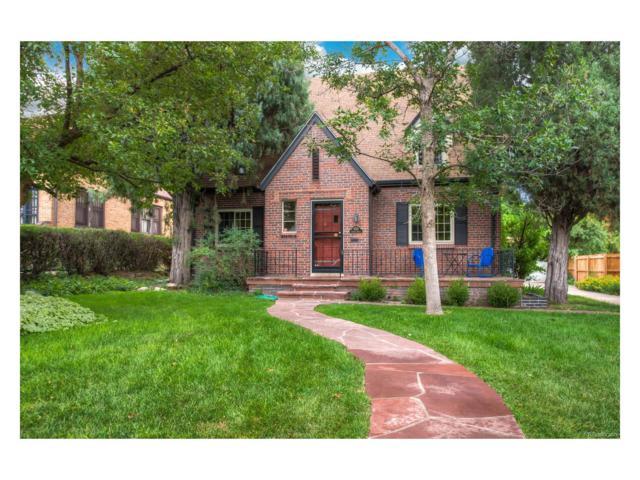 1630 Fairfax Street, Denver, CO 80220 (MLS #6898714) :: 8z Real Estate